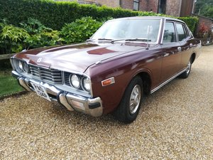 1976 Datsun 260c - Saloon - Mot Sept 2020 - Rust Free -  SOLD