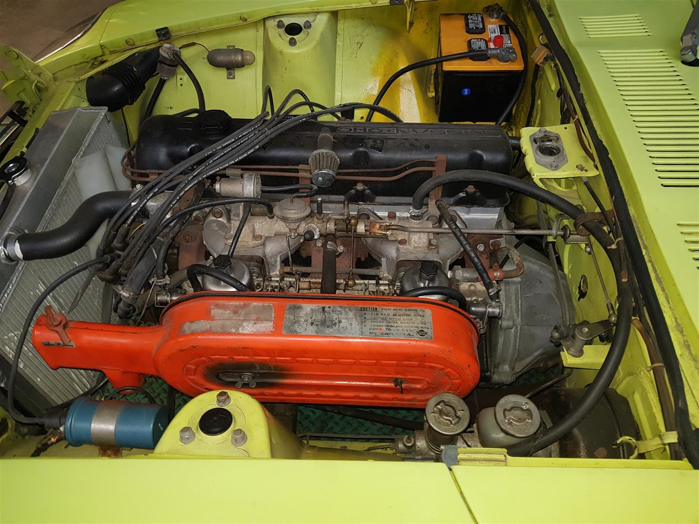 1972 Datsun 240Z '72 For Sale (picture 5 of 6)