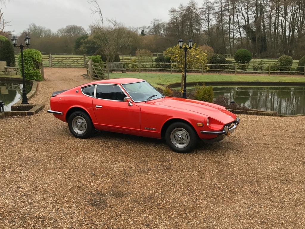 1980 *NOW SOLD* Datsun 260z For Sale (picture 1 of 6)