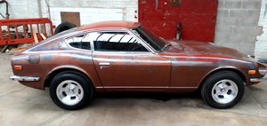 Datsun 240z 1972 California import UK registered For Sale