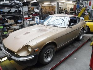 1974 Datsun 260Z '74 (with work!) For Sale