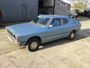 1978 Datsun 120A F11 coupe with only 40k miles