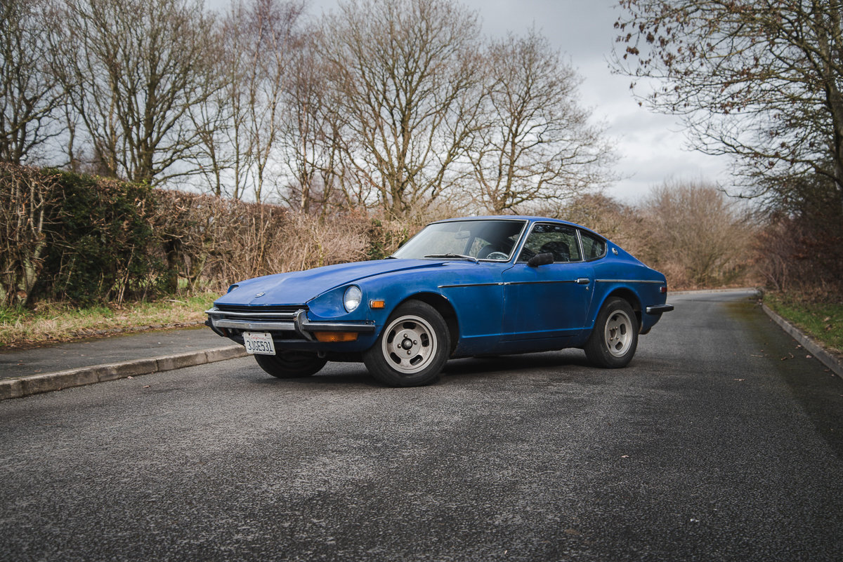 1971 Datsun 240z Lhd L24 For Sale (picture 1 of 6)
