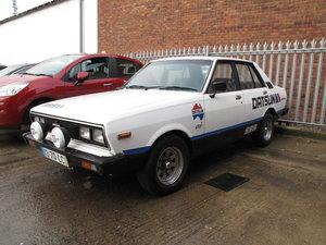 1982 Datsun Stanza 1800 SSS