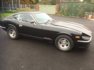 1974 Datsun 240z with spare parts UK Original  For Sale