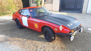 1971 Datsun 240Z Stage Rally car