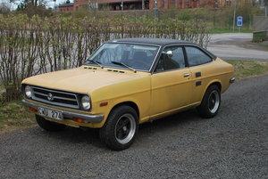 1969 Datsun 1200 Coupe