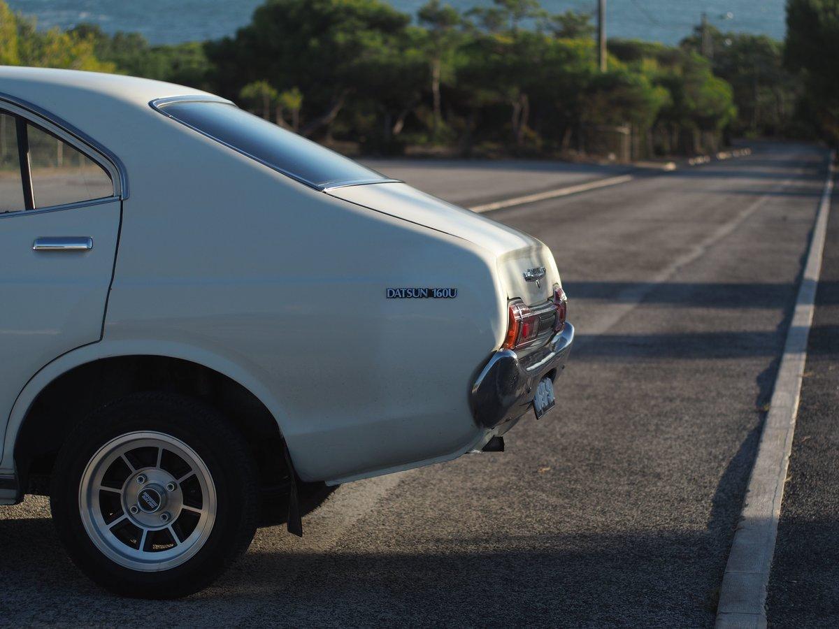 1976 Datsun 160U (Violet 710) RHD For Sale (picture 3 of 6)