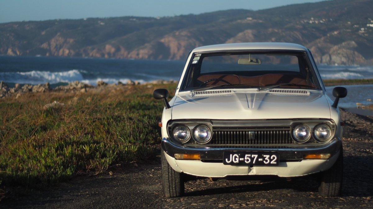 1976 Datsun 160U (Violet 710) RHD For Sale (picture 5 of 6)
