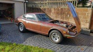 1972 Datsun 240Z - Original & Unmolested
