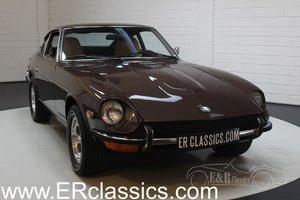 Datsun 240Z Coupé 1972 dark brown metallic