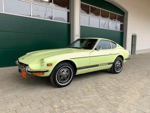 1971 Datsun 240z - Exceptionally original car