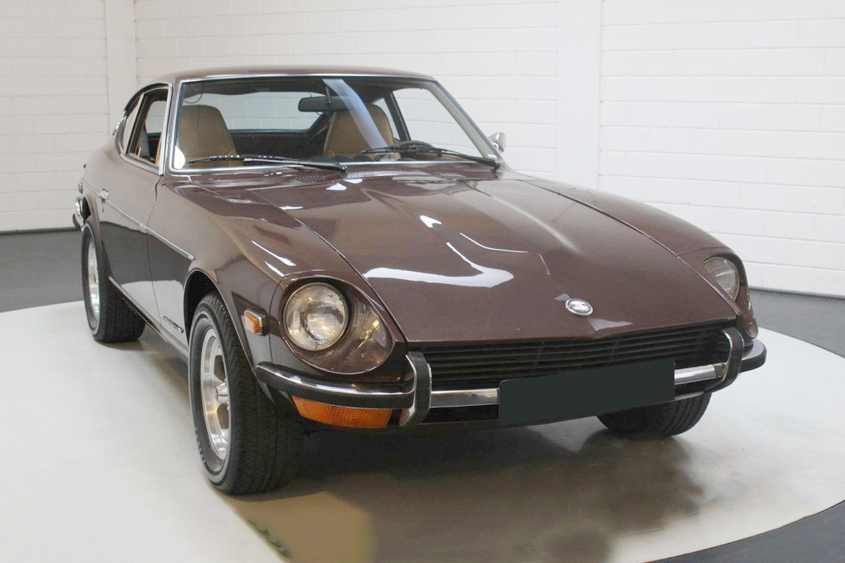 1973 Datsun 240Z 17 Jan 2020 For Sale by Auction (picture 1 of 4)