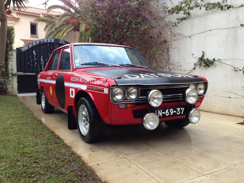1973 Datsun 1600SSS Safari For Sale (picture 1 of 6)