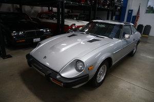 Orig CA owner 1981 Datsun 280ZX 5spd 50K orig miles SOLD