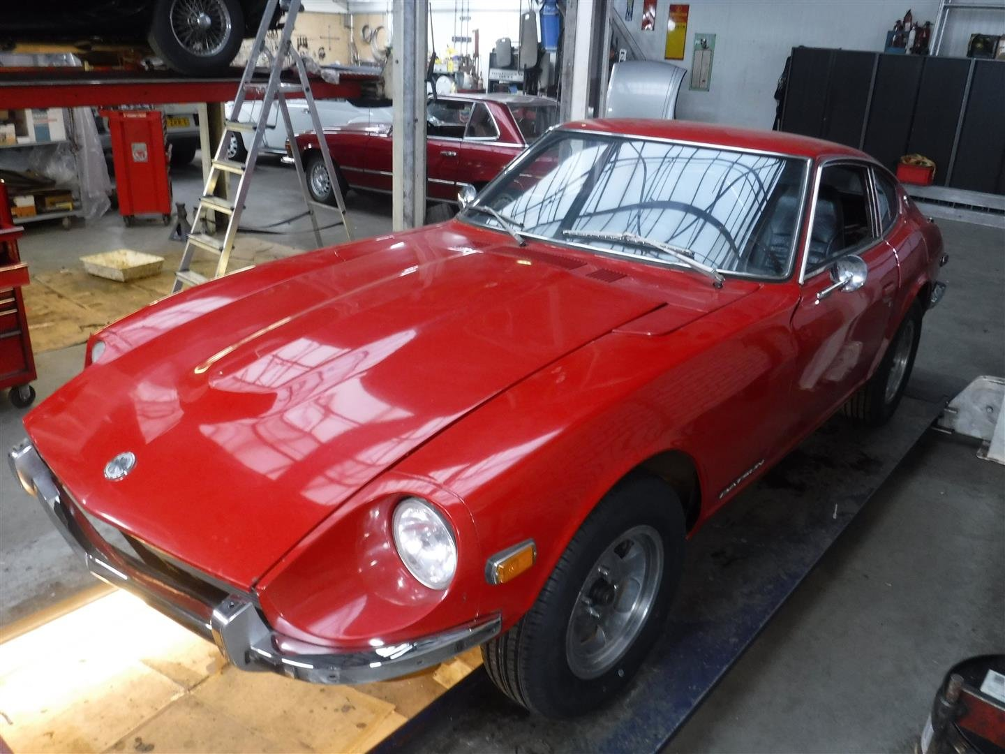 Datsun 240Z 1972 (Nice one!!) For Sale (picture 2 of 6)
