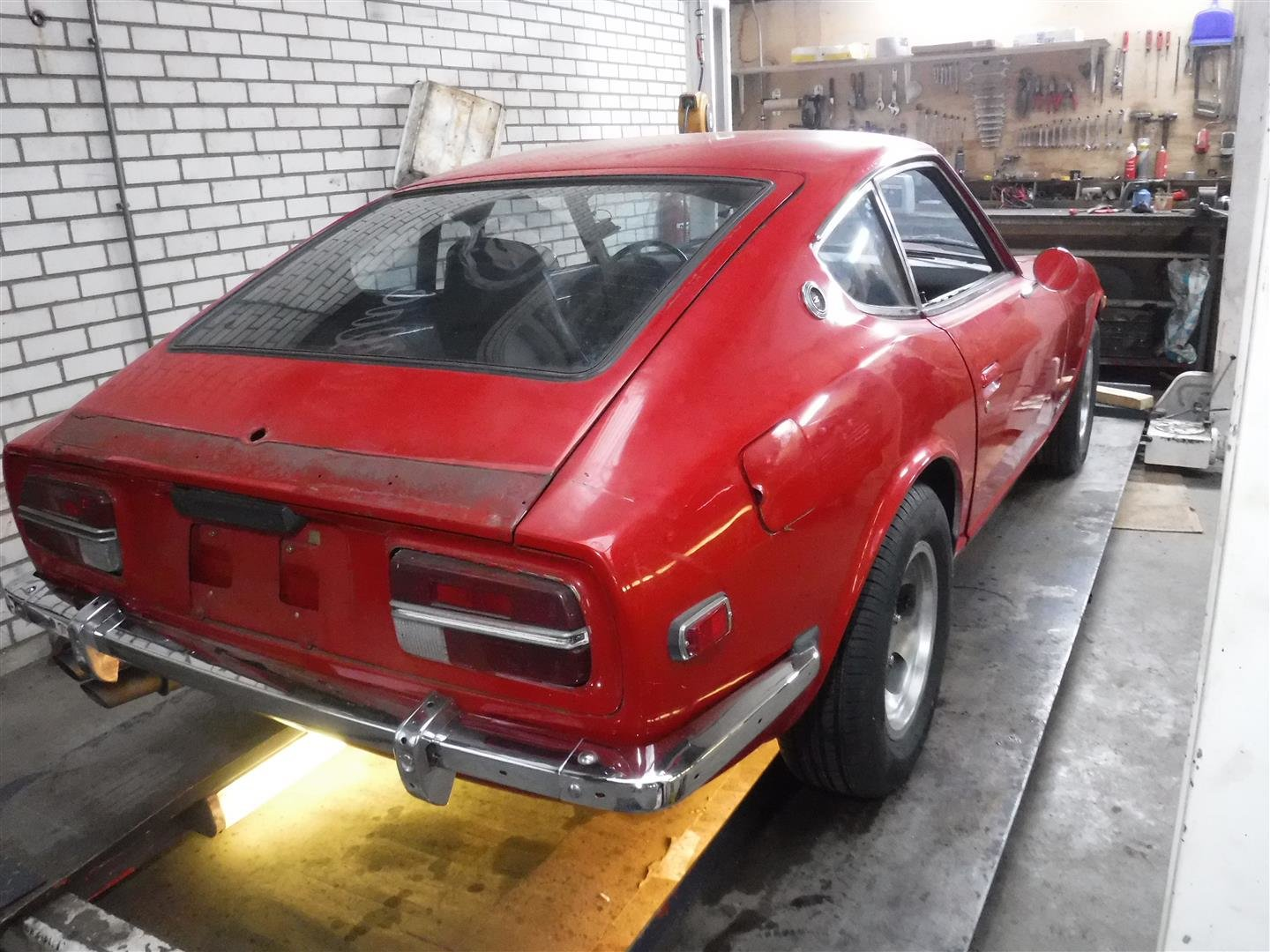 Datsun 240Z 1972 (Nice one!!) For Sale (picture 6 of 6)