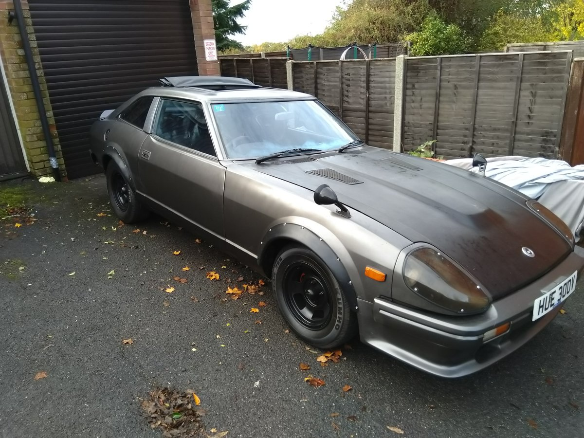 1980 Datsun 280zx auto For Sale (picture 2 of 6)