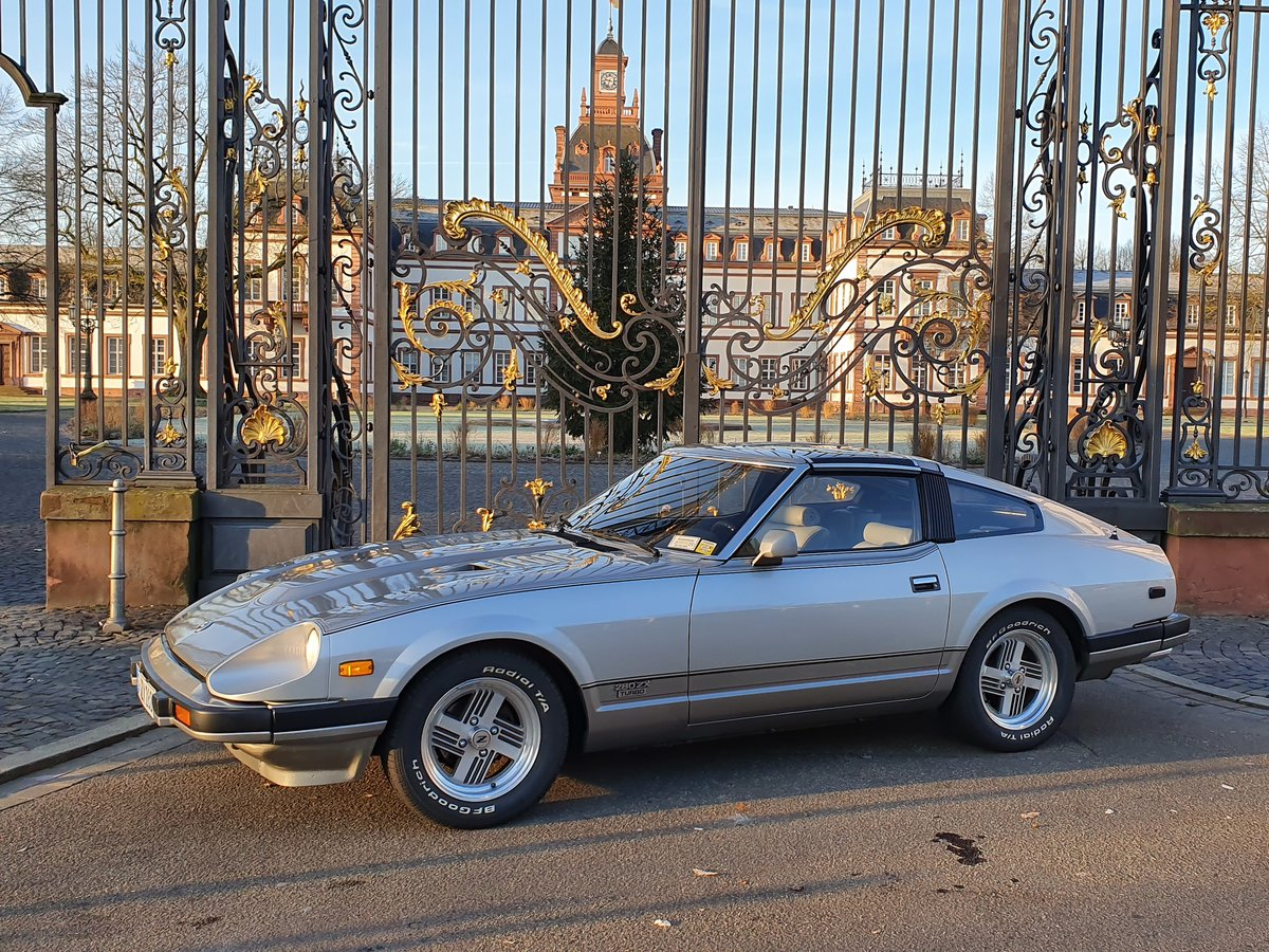 1983 Datsun ZXT Targa Turbo Leather near mint  For Sale (picture 1 of 6)
