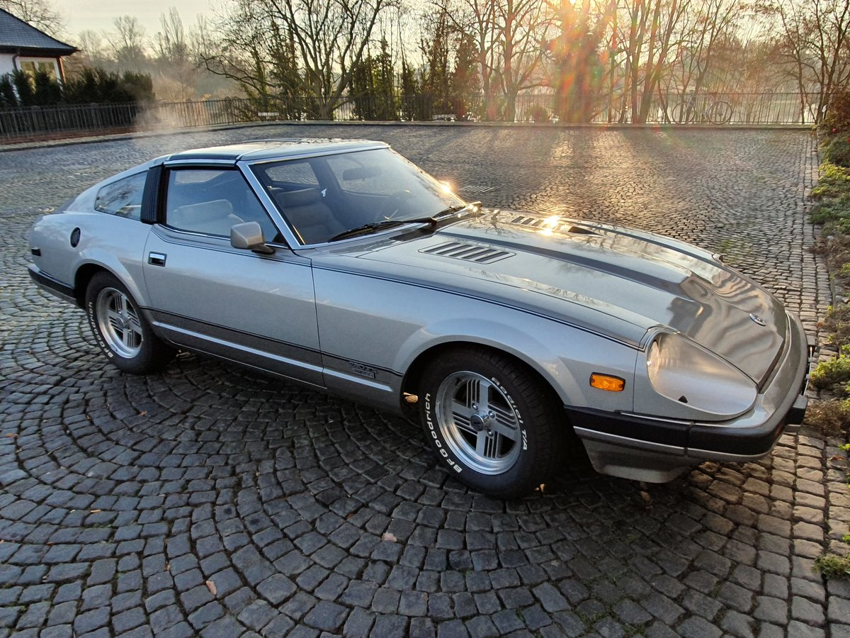 1983 Datsun ZXT Targa Turbo Leather near mint  For Sale (picture 2 of 6)