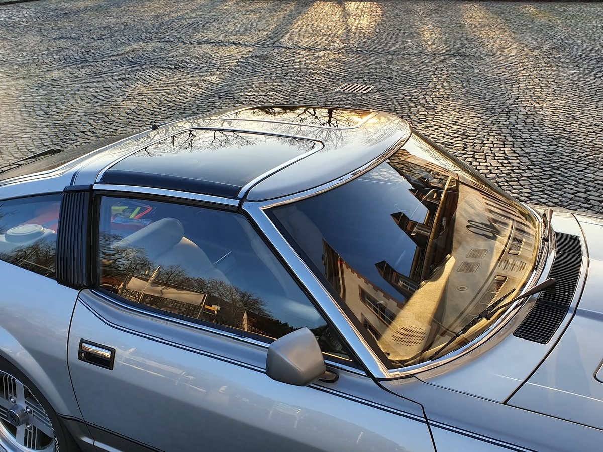 1983 Datsun ZXT Targa Turbo Leather near mint  For Sale (picture 3 of 6)