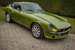 1976 Datsun 280z Avocado Green Restored  Ready to Enjoy For Sale