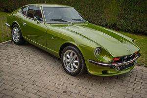 1976 Datsun 280z Avocado Green Restored  Ready to Enjoy For Sale