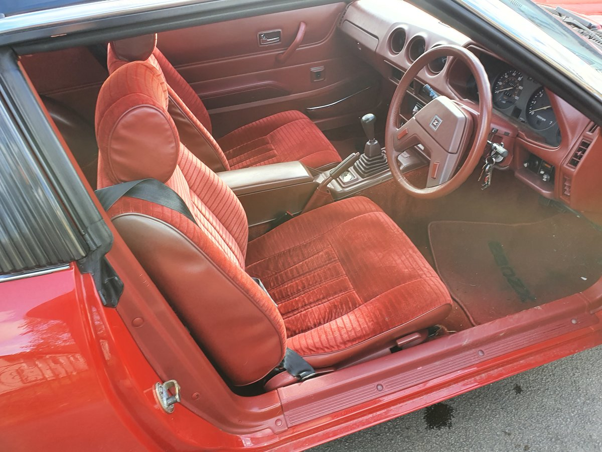 1982 Fantastic Datsun 280ZX Targa For Sale (picture 1 of 6)