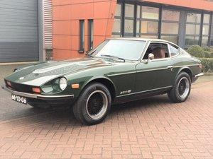 1977 Datsun 280Z in beautiful condition
