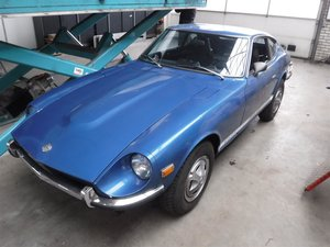 Datsun 240Z 6 cil. 2400cc 1971
