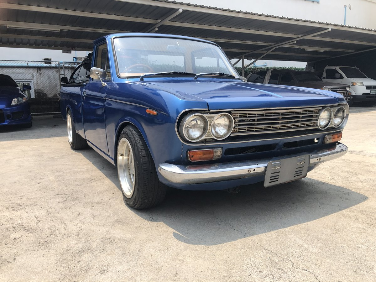 1970 Datsun 521 For Sale (picture 1 of 6)