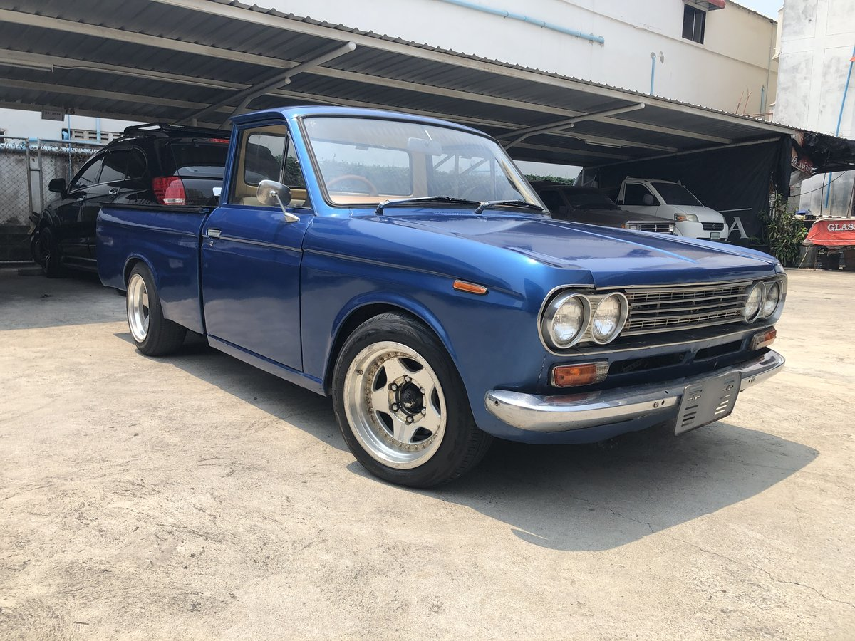 1970 Datsun 521 For Sale (picture 4 of 6)