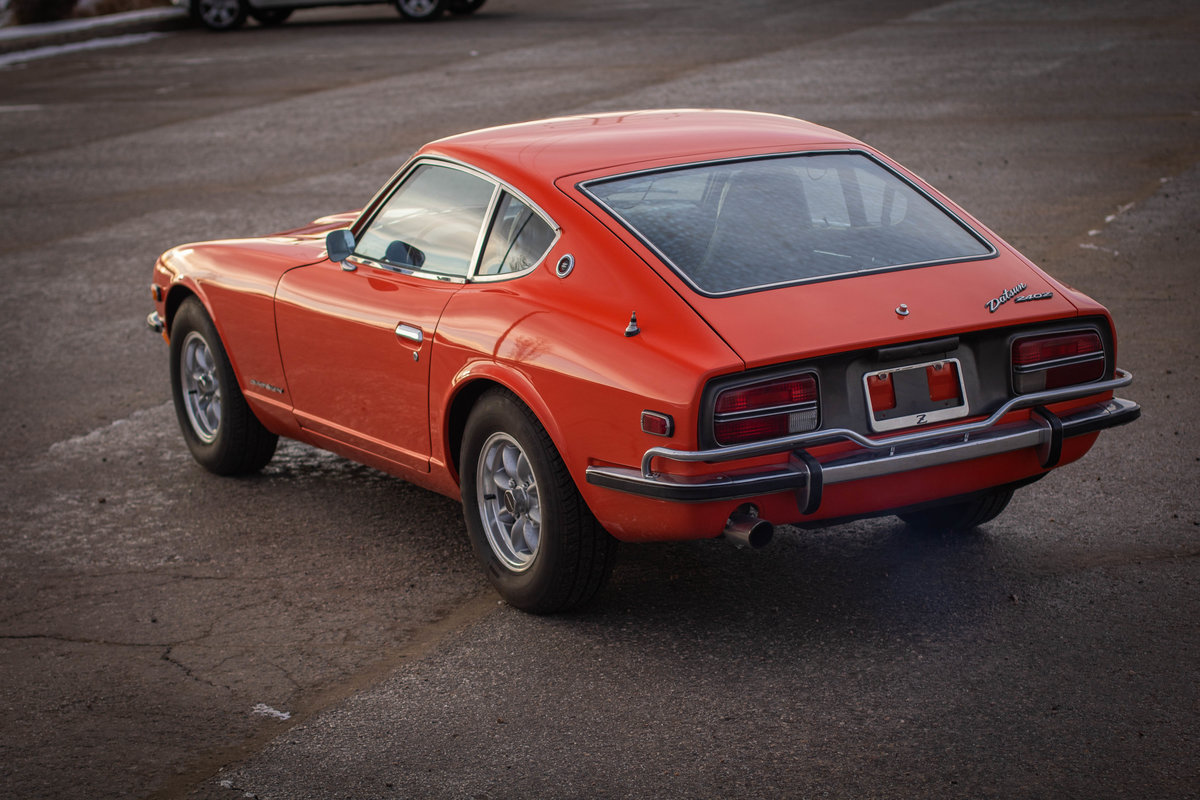 1972 Datsun 240z For Sale (picture 1 of 5)