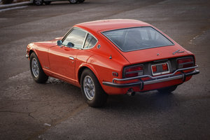 1972 Datsun 240z SOLD