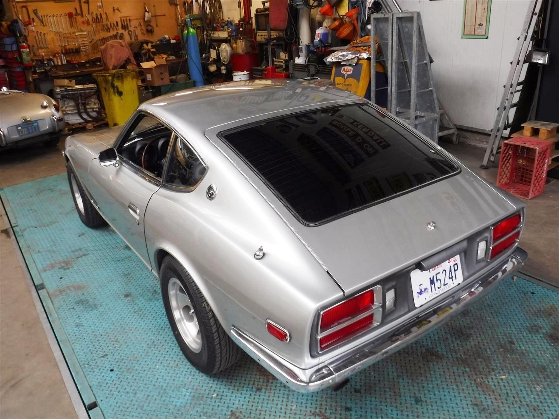 Datsun 260Z V8 1974 For Sale (picture 2 of 6)