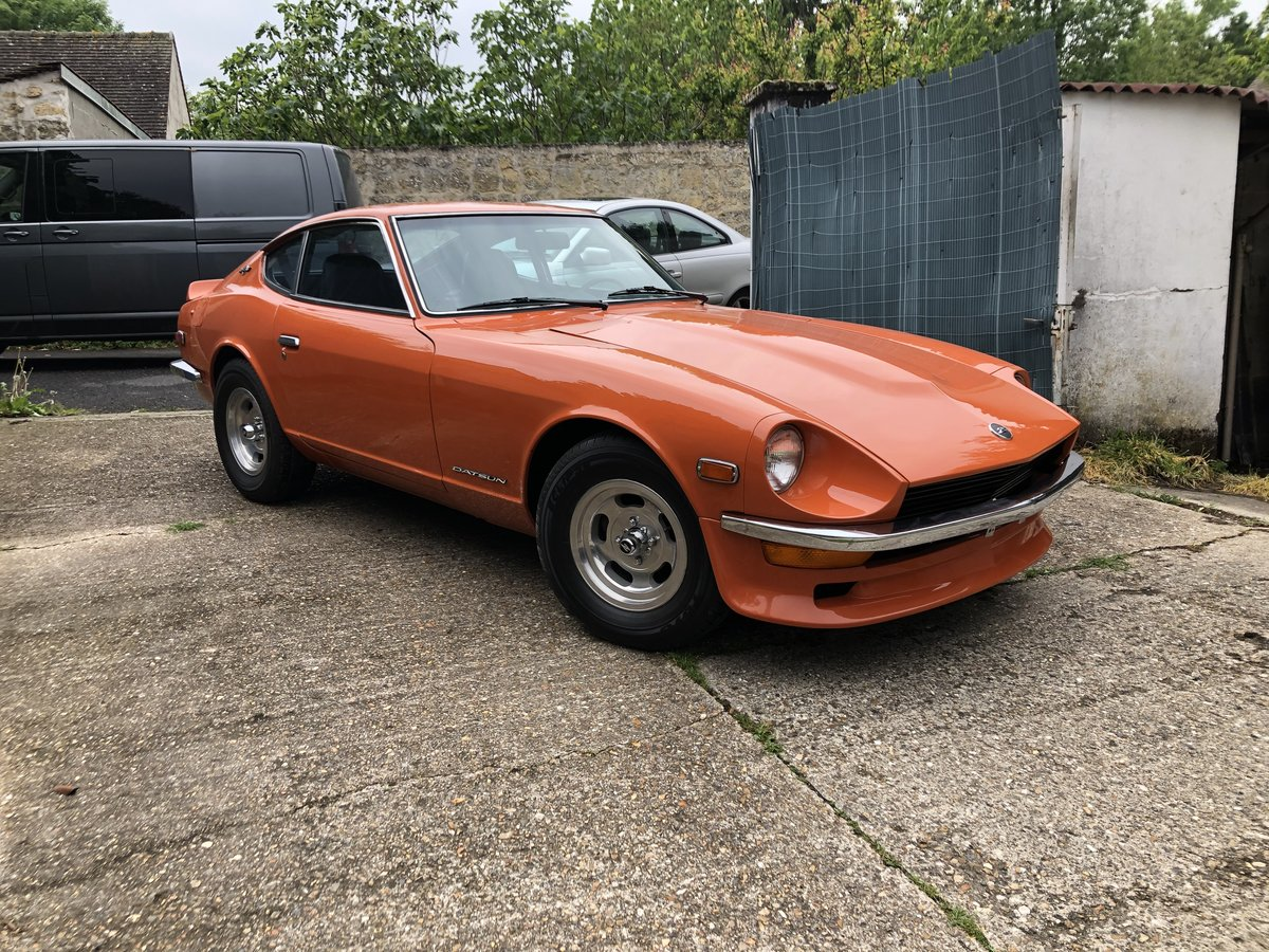 1970 Datsun 240 Z, low number, 5 speed rare 1st series For Sale (picture 3 of 6)