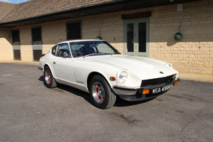 1973 DATSUN 240Z (UK CAR / BEST AVAILABLE - 68,000 MILES