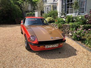 1974 Datsun 260Z Samuri One of 2 260Z 2+2 Samuri's Produced:-