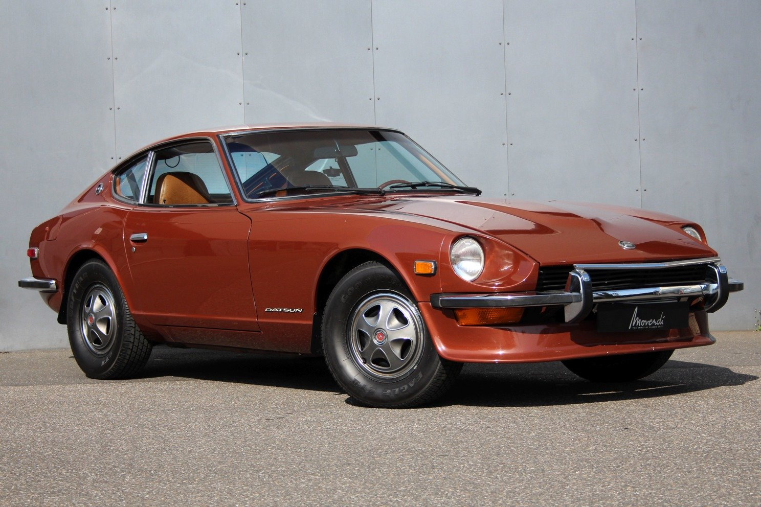 1973 Datsun 240Z LHD For Sale (picture 1 of 6)