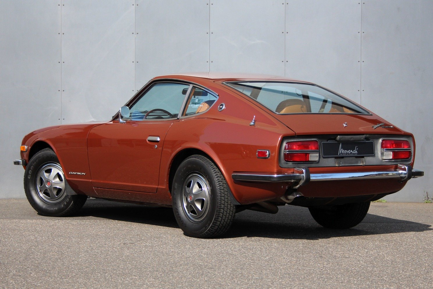 1973 Datsun 240Z LHD For Sale (picture 2 of 6)