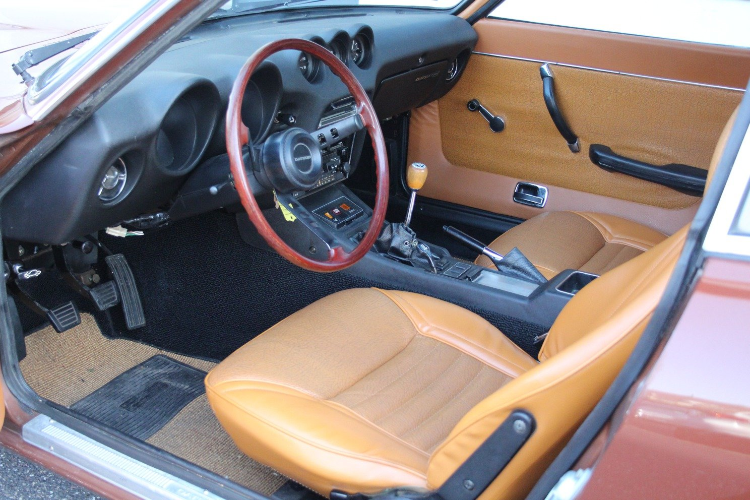 1973 Datsun 240Z LHD For Sale (picture 3 of 6)
