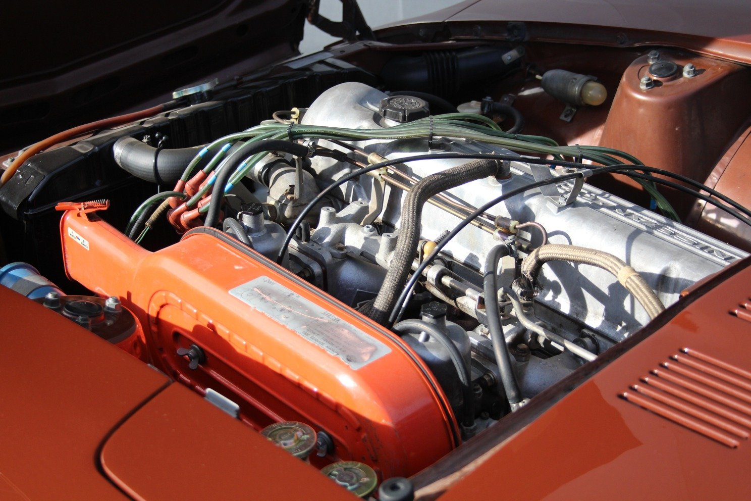 1973 Datsun 240Z LHD For Sale (picture 4 of 6)