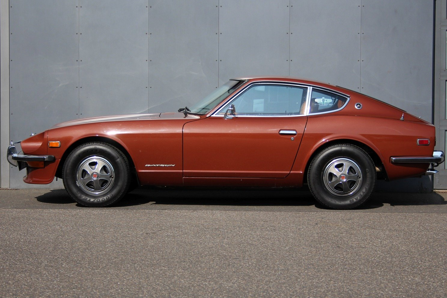 1973 Datsun 240Z LHD For Sale (picture 5 of 6)