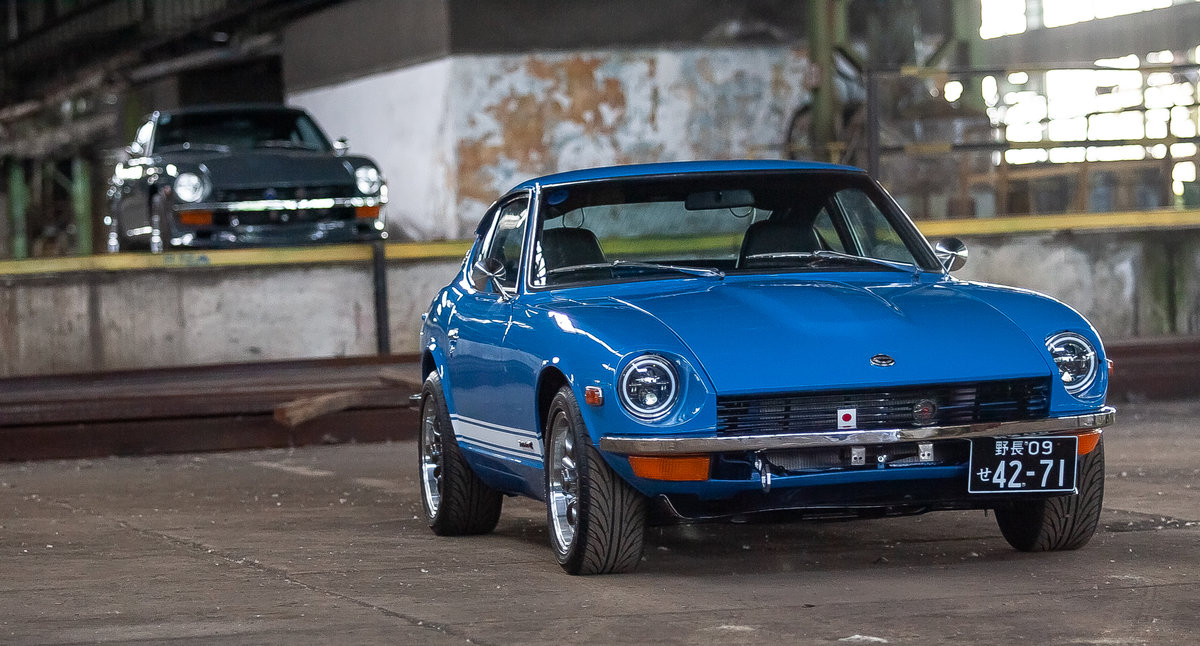 1974 Datsun 260z - Drives like a Modern Car For Sale (picture 1 of 6)