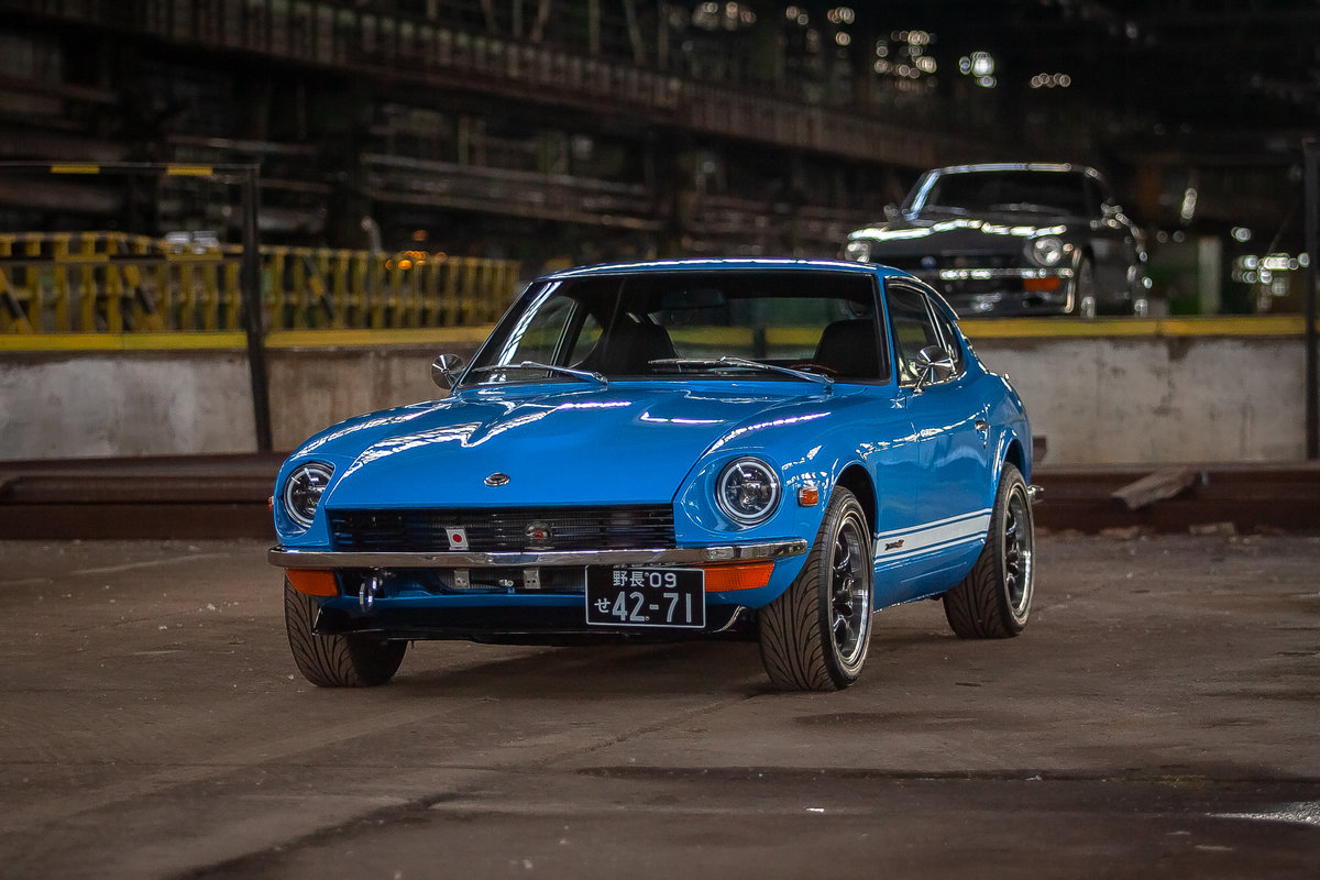 1974 Datsun 260z - Drives like a Modern Car For Sale (picture 3 of 6)