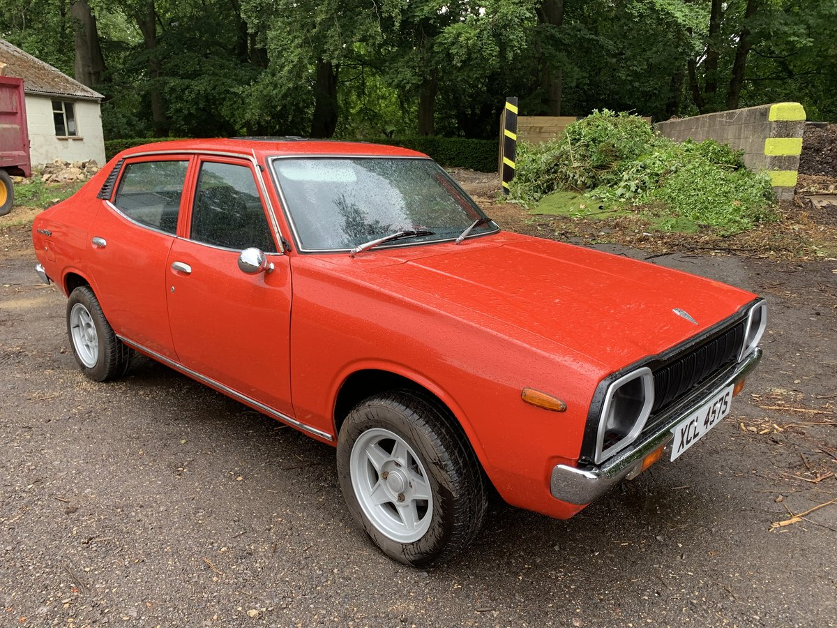1978 Datsun 100a F11 For Sale (picture 1 of 6)