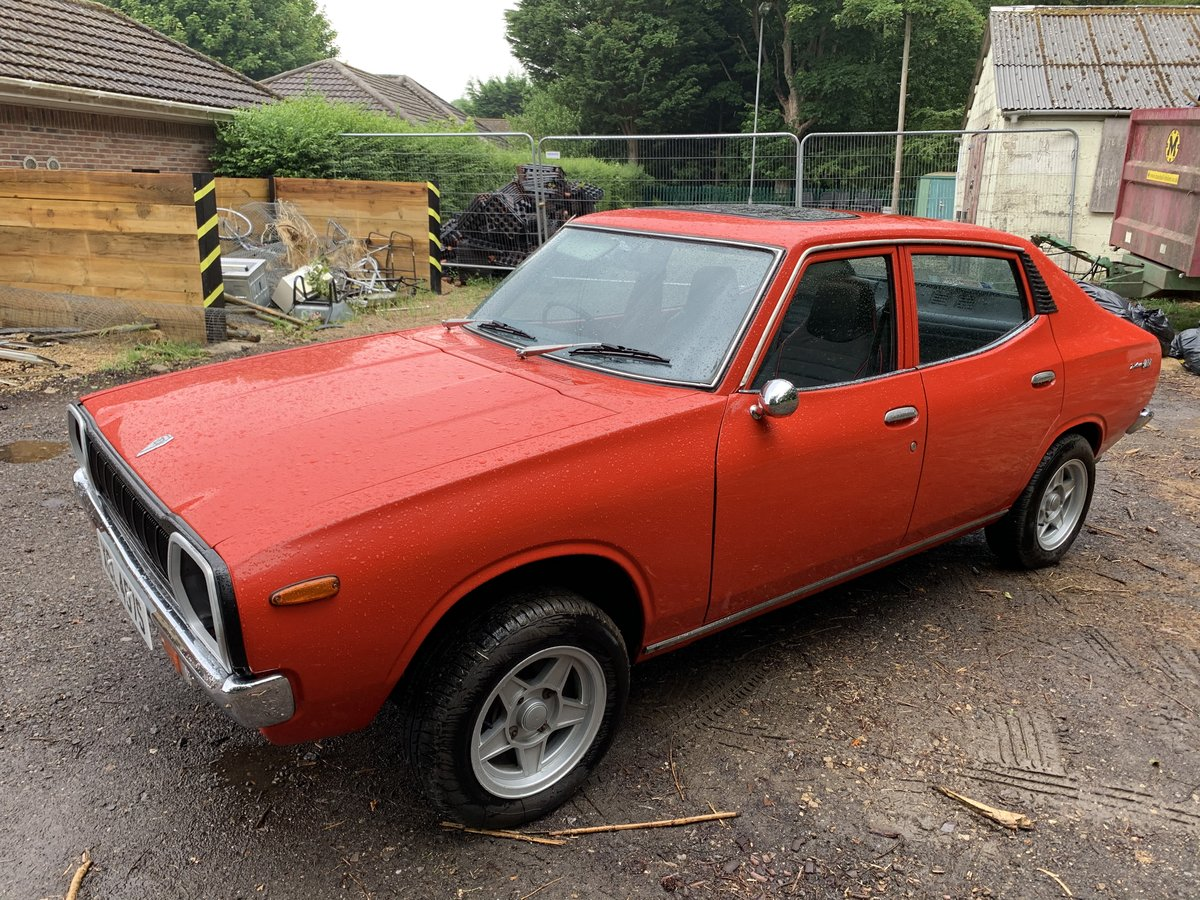 1978 Datsun 100a F11 For Sale (picture 2 of 6)