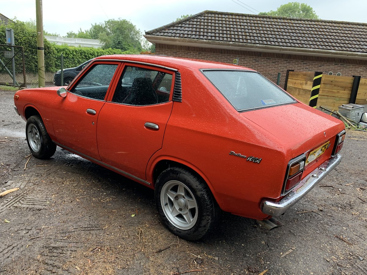 1978 Datsun 100a F11 For Sale (picture 3 of 6)
