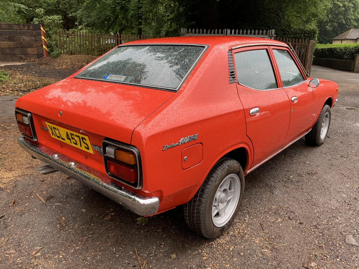 1978 Datsun 100a F11 For Sale (picture 4 of 6)