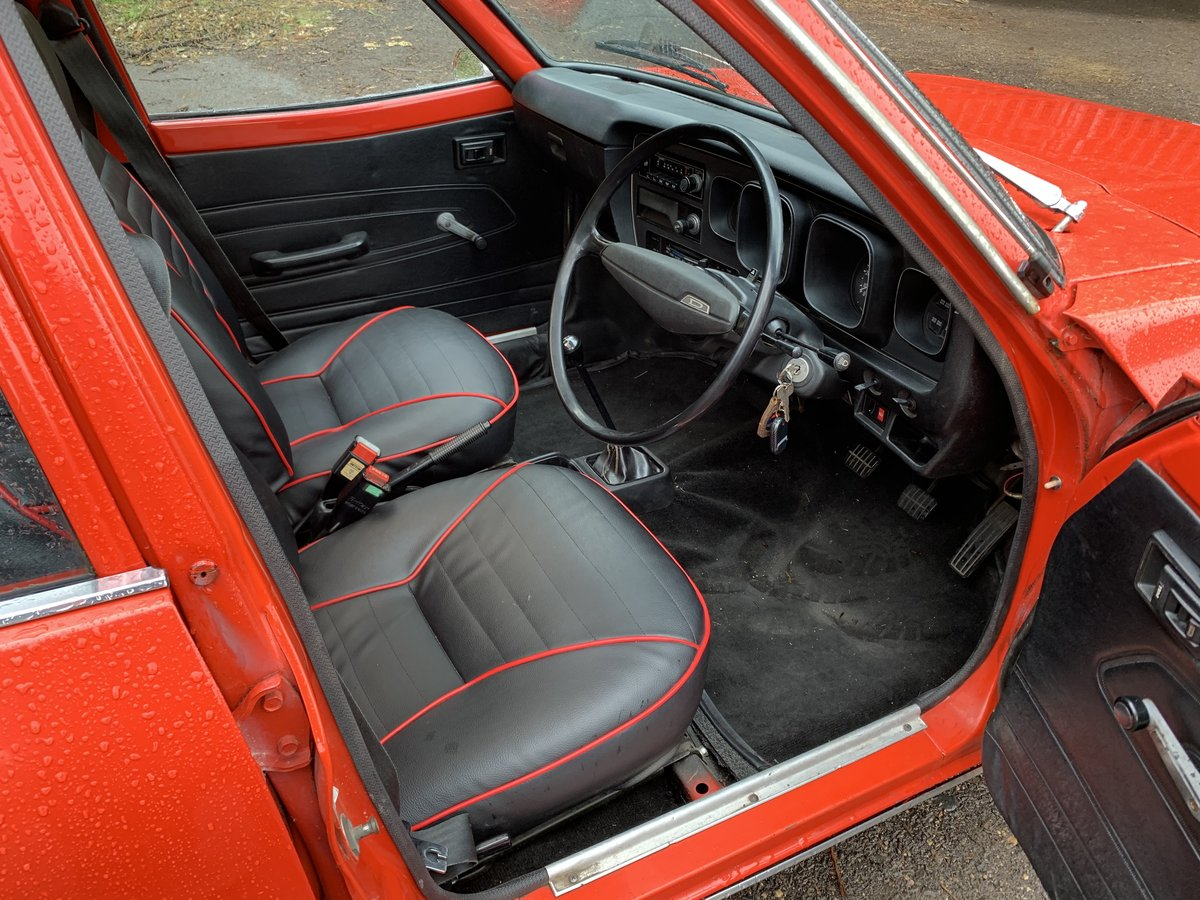 1978 Datsun 100a F11 For Sale (picture 5 of 6)